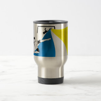 Soccer (Futbol) Travel Mug