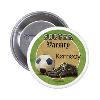 Soccer Game Buttons