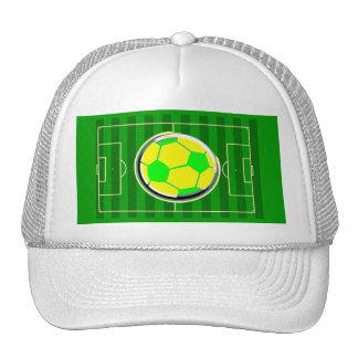 Soccer Game Field Cap