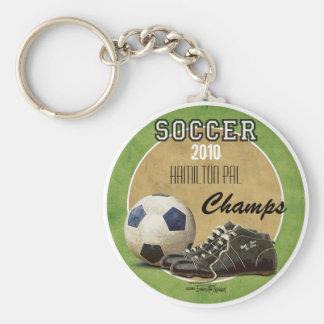 Soccer Game Key Chain