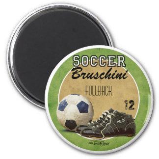 Soccer Game Fridge Magnets