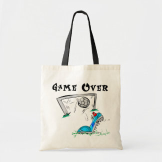 Soccer Game Over T-shirts and Gifts Tote Bags