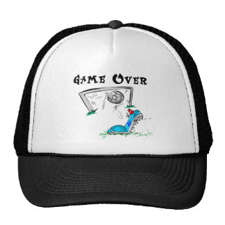 Soccer Game Over Tshirts and Gifts Hat