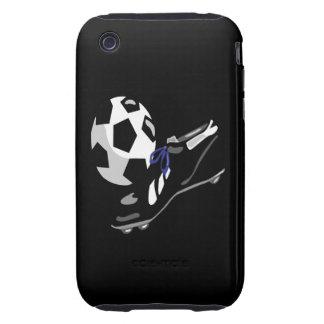 Soccer Gear Tough iPhone 3 Cover