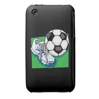 Soccer Gear iPhone 3 Case-Mate Case