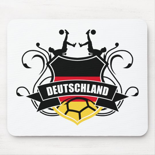 Soccer Germany football Mouse Mat
