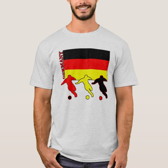 Soccer Germany Light t-shirts
