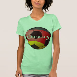 Soccer Germany Rio de Janeiro Brazil Tshirts