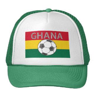 Soccer, Ghana Cap