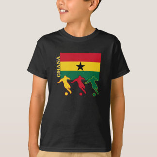Soccer Ghana Tshirt