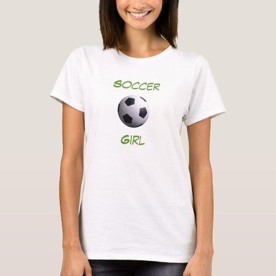 Soccer Girl T-Shirt