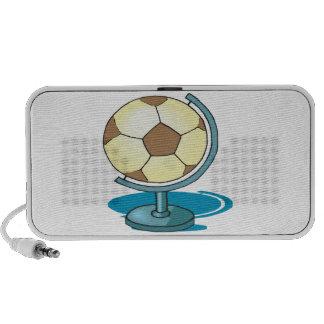 Soccer Globe Portable Speaker