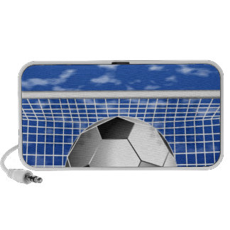 Soccer Goal and success Travelling Speaker
