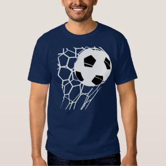 Soccer Goal Mens Tee 11