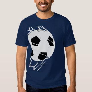 Soccer Goal Mens Tee 12