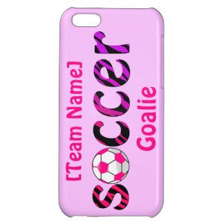 Soccer ~Goalie iPhone 5C Cover