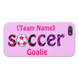 Soccer ~Goalie iPhone 5/5S Case