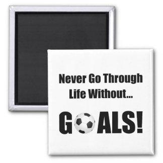 Soccer Goals Magnet