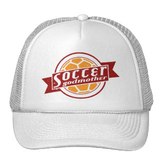 Soccer Godmother Adjustable Hat