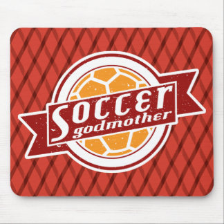Soccer Godmother Mousemat