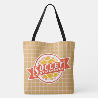 Soccer Grandma All Over Print Bag