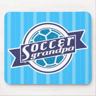 Soccer Grandpa Mousemat