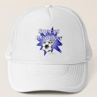 Soccer Grandpa Trucker Hat