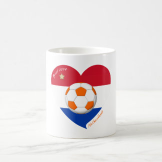 "Soccer Holland ""NETHERLANDS"" national soccer team Coffee Mug"