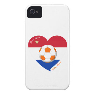 "Soccer Holland ""NETHERLANDS"" national soccer team iPhone 4 Covers"