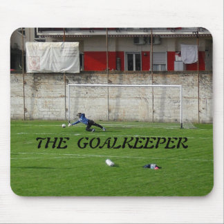 SOCCER IMAGES MOUSE PAD