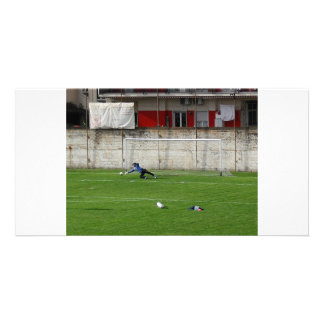 SOCCER IMAGES PHOTO CARDS