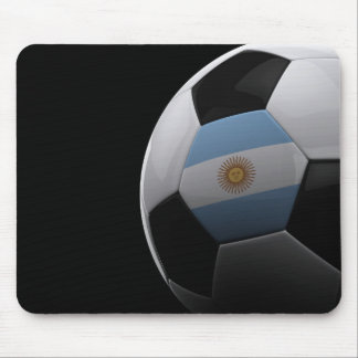 Soccer in Argentina Mouse Mat