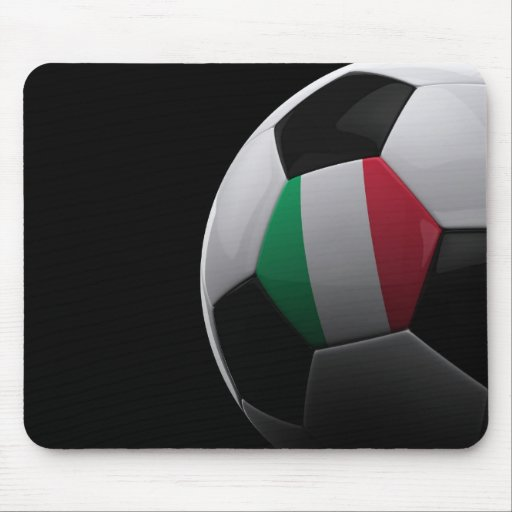 Soccer in Italy Mousepad