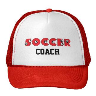 Soccer in Red Cap