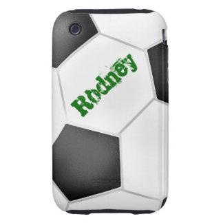 Soccer iPhone 3 Case