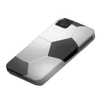 Soccer iPhone 4 4S Skin iPhone 4 Case-Mate Case