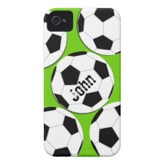 Soccer iPhone 4 Case