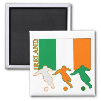 Soccer Ireland Magnet