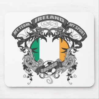 Soccer Ireland Mouse Pad