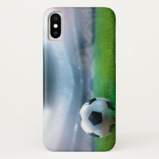 Soccer is Fun iPhone X Case