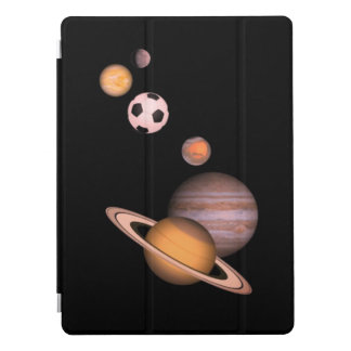 Soccer is my world iPad pro cover