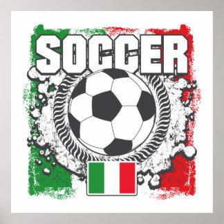 Soccer Italy Print