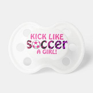 Soccer ~  KICK LIKE A GIRL Dummy