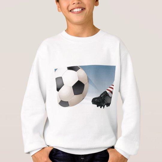 Soccer Kick Sweatshirt