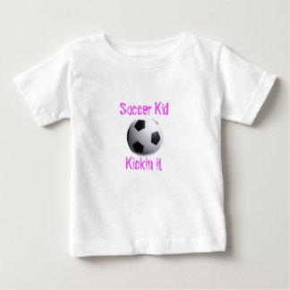 Soccer Kid Girls T-Shirt