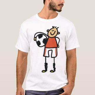 Soccer Kid Mens T-Shirt