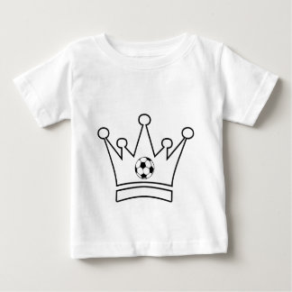 Soccer King Baby T-Shirt