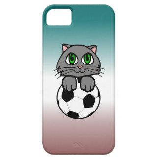 Soccer Kitten iPhone 5 Case