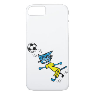 Soccer Kitty iPhone 8/7 Case