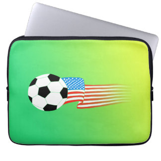 Soccer Laptop Computer Sleeves